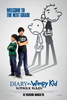 Ver película El diario de Greg 2: La Ley de Rodrick