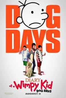 Película: El diario de Greg: Días de perros