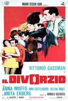 Ver película El divorcio