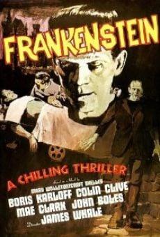 Película: El Doctor Frankenstein