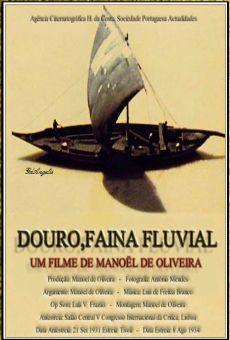 Ver película El Duero, trabajo fluvial