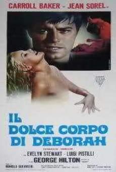 Ver película El dulce cuerpo de Deborah