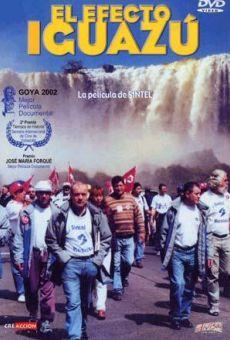 Ver película El efecto Iguazú