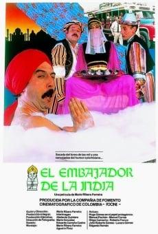 Ver película El embajador de la India