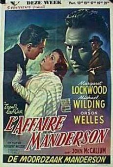 Ver película El enigma de Manderson