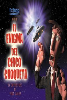 Ver película El enigma del chico croqueta