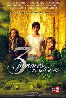 3 femmes... un soir d'été
