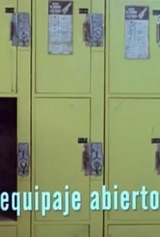 Ver película El equipaje abierto