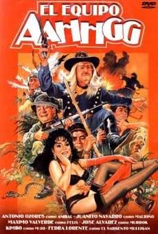 Ver película El equipo Aahhgg
