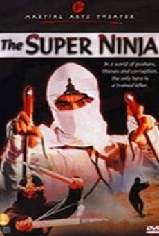 Ver película El escuadrón de los ninjas