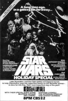 El especial navideño de la Guerra de las Galaxias