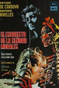 Ver película El esqueleto de la señora Morales