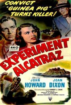 experiment alcatraz 1950 film en fran ais cast et bande annonce. Black Bedroom Furniture Sets. Home Design Ideas