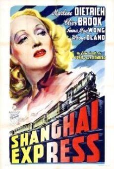 Ver película El expreso de Shanghai