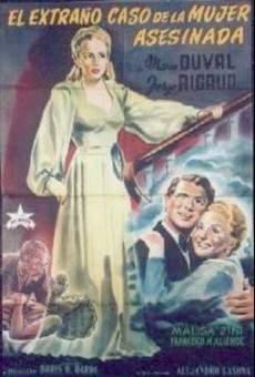 Ver película El extraño caso de la mujer asesinada