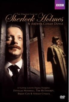 Ver película El extraño caso de Sherlock Holmes y Arthur Conan Doyle
