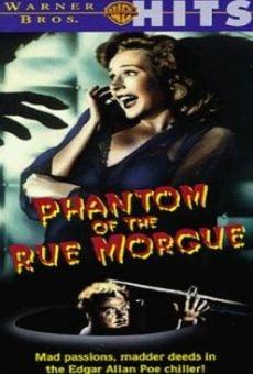 Ver película El fantasma de la calle Morgue