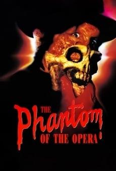 Ver película El fantasma de la ópera