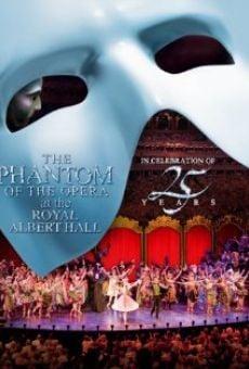 Ver película El fantasma de la opera en el Royal Albert Hall