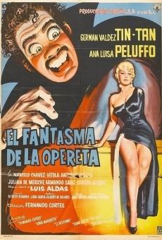 Ver película El fantasma de la opereta