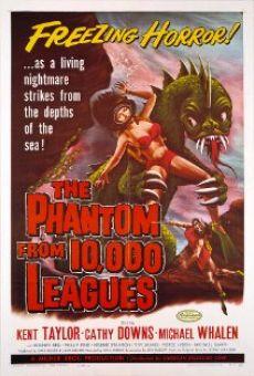 Ver película El fantasma de las 10.000 leguas