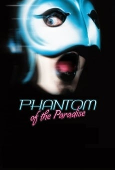 Ver película El fantasma del paraíso