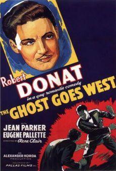 Ver película El fantasma va al oeste