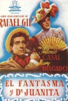 Ver película El fantasma y doña Juanita