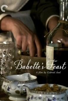 Ver película El festín de Babette