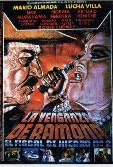 El fiscal de hierro 2: La venganza de Ramona