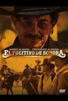 Ver película El fugitivo de Sonora