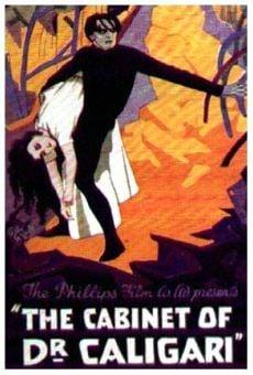 Ver película El gabinete del doctor Caligari