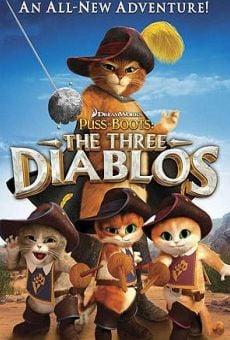 Ver película El gato con botas: Los tres diablos