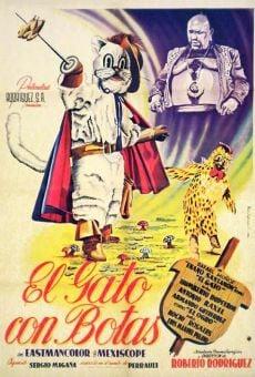 Ver película El gato con botas