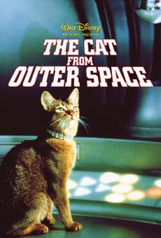 El gato que vino del espacio online