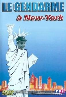 Ver película El gendarme en Nueva York