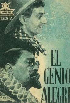 Ver película El Genio alegre