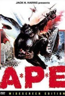Ver película El gorila ataca