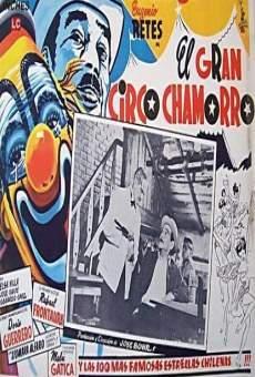 Ver película El gran circo Chamorro