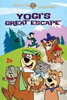 Ver película El gran escape del oso Yogui