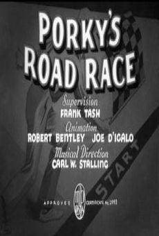 Ver película El Gran Premio de Porky