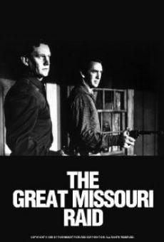 The Great Missouri Raid online kostenlos