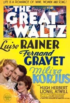 Ver película El gran vals
