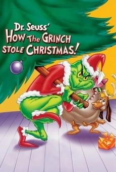 El Grinch: El cuento animado online gratis