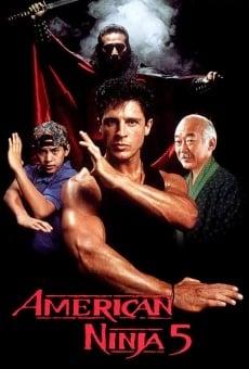 American Ninja V on-line gratuito