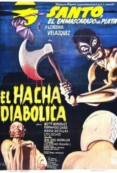 Ver película El hacha diabólica