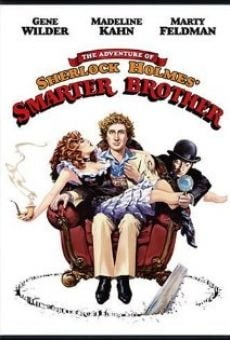 Adventures Of Sherlock Holmes' Smarter Brother online kostenlos