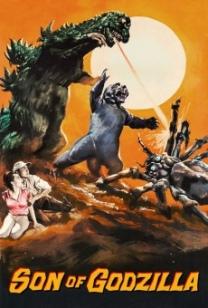 Ver película El hijo de Godzilla
