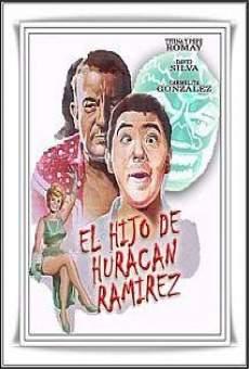 Ver película El hijo de Huracán Ramírez