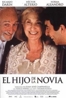 Ver película El hijo de la novia